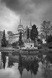 Κάστρο παραμυθιού Στοκ Εικόνες