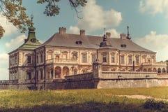 κάστρο παλαιό Στοκ φωτογραφία με δικαίωμα ελεύθερης χρήσης