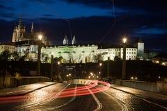 κάστρο Πράγα Στοκ φωτογραφίες με δικαίωμα ελεύθερης χρήσης