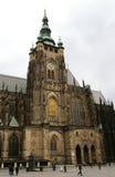 κάστρο Πράγα στοκ φωτογραφίες
