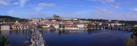 κάστρο Πράγα Στοκ φωτογραφία με δικαίωμα ελεύθερης χρήσης