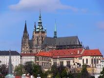 κάστρο Πράγα Στοκ Εικόνα