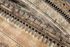 κάστρο Ρώμη Άγιος αγγέλο&upsilon στοκ εικόνες με δικαίωμα ελεύθερης χρήσης