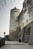 κάστρο Σάλτζμπουργκ της &Al Στοκ Φωτογραφίες