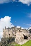 Κάστρο Σκωτία-Εδιμβούργο Στοκ Εικόνες