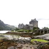 Κάστρο Σκωτία της Eileen Doonan Στοκ Φωτογραφίες