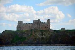 κάστρο Σκωτία tantallon Στοκ φωτογραφία με δικαίωμα ελεύθερης χρήσης