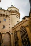 κάστρο Σλοβακία bojnice Στοκ Φωτογραφία