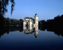 κάστρο της Αυστρίας Στοκ Εικόνες