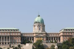 κάστρο της Βουδαπέστης buda στοκ εικόνες με δικαίωμα ελεύθερης χρήσης