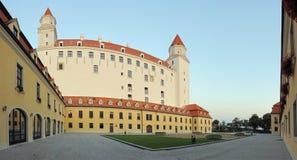 κάστρο της Βρατισλάβα στοκ φωτογραφίες με δικαίωμα ελεύθερης χρήσης