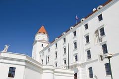 κάστρο της Βρατισλάβα Στοκ Εικόνες
