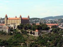 κάστρο της Βρατισλάβα Στοκ εικόνες με δικαίωμα ελεύθερης χρήσης