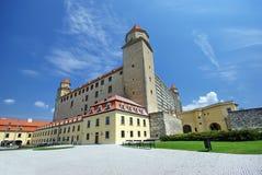 κάστρο της Βρατισλάβα Στοκ Φωτογραφίες