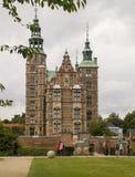 Κάστρο της Δανίας Κοπεγχάγη Rosenborg Στοκ φωτογραφίες με δικαίωμα ελεύθερης χρήσης