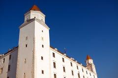 Κάστρο της Μπρατισλάβα Στοκ εικόνες με δικαίωμα ελεύθερης χρήσης