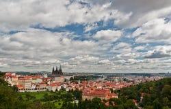 Κάστρο της Πράγας, Δημοκρατία της Τσεχίας Στοκ εικόνες με δικαίωμα ελεύθερης χρήσης
