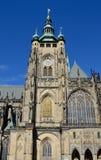 Κάστρο της Πράγας Στοκ Εικόνα
