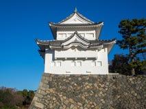 Κάστρο του Ματσουμότο το καλοκαίρι, πόλη του Ματσουμότο, Ναγκάνο, Ιαπωνία Στοκ εικόνες με δικαίωμα ελεύθερης χρήσης