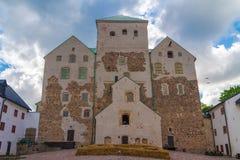 Κάστρο του Τουρκού στοκ εικόνες