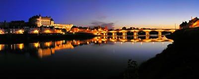 κάστρο του Amboise στοκ εικόνες με δικαίωμα ελεύθερης χρήσης