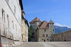 Κάστρο του Annecy, Γαλλία Στοκ Εικόνα
