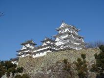 Κάστρο του Himeji, Ιαπωνία Στοκ φωτογραφίες με δικαίωμα ελεύθερης χρήσης