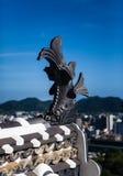 Κάστρο του Himeji Στοκ φωτογραφία με δικαίωμα ελεύθερης χρήσης