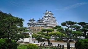 Κάστρο του Himeji Στοκ φωτογραφίες με δικαίωμα ελεύθερης χρήσης