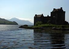 κάστρο το donan eilean s Σκωτία Στοκ Εικόνες