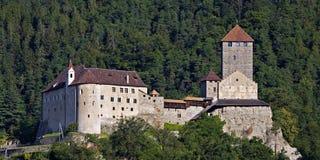 κάστρο Τύρολο Στοκ φωτογραφία με δικαίωμα ελεύθερης χρήσης