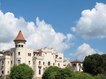 κάστρο Στοκ εικόνες με δικαίωμα ελεύθερης χρήσης