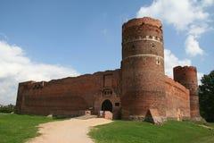 κάστρο 3 μεσαιωνικό Στοκ Εικόνα