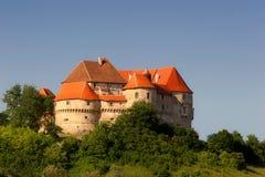 κάστρο Στοκ φωτογραφία με δικαίωμα ελεύθερης χρήσης