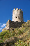 κάστρο 7 lastours Στοκ εικόνα με δικαίωμα ελεύθερης χρήσης