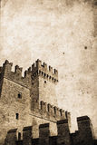 κάστρο ελεύθερη απεικόνιση δικαιώματος