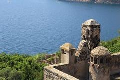 Κάστρο Aragonese, Ιταλία Στοκ φωτογραφία με δικαίωμα ελεύθερης χρήσης
