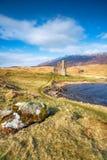 Κάστρο Ardvreck στη Σκωτία Στοκ φωτογραφίες με δικαίωμα ελεύθερης χρήσης