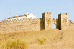 κάστρο arraiolos Στοκ φωτογραφία με δικαίωμα ελεύθερης χρήσης