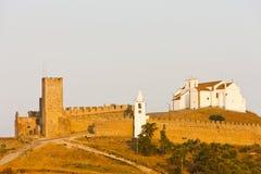 κάστρο arraiolos Στοκ Φωτογραφία