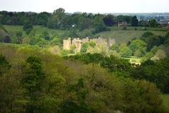 Κάστρο Bodiam στοκ φωτογραφία με δικαίωμα ελεύθερης χρήσης