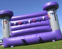 κάστρο bouncy Στοκ εικόνα με δικαίωμα ελεύθερης χρήσης