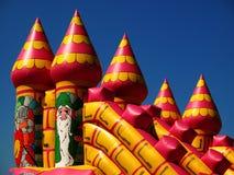 κάστρο bouncy Στοκ Εικόνες