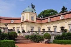 Κάστρο Buchlovice Στοκ φωτογραφία με δικαίωμα ελεύθερης χρήσης