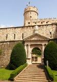 κάστρο buonconsiglio Στοκ Εικόνες