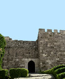 κάστρο byblos Στοκ εικόνα με δικαίωμα ελεύθερης χρήσης