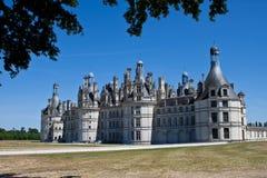 κάστρο chambord στοκ εικόνα