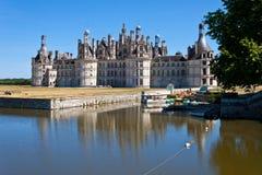 κάστρο chambord στοκ φωτογραφία με δικαίωμα ελεύθερης χρήσης