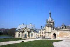 Κάστρο chantilly γαλλία κοντά στο παρίσι