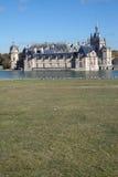 κάστρο chantilly στοκ φωτογραφία με δικαίωμα ελεύθερης χρήσης
